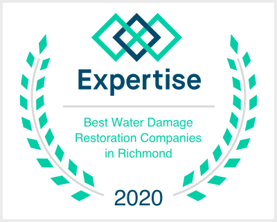 Heroes Restoration Inc is voted Best Water Damage Restoration Company in Richmond, Virginia