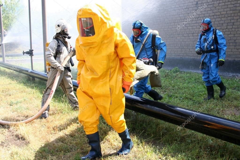 Biohazard Cleanup Services in Richmond Virginia by Heroes Restoration Inc.