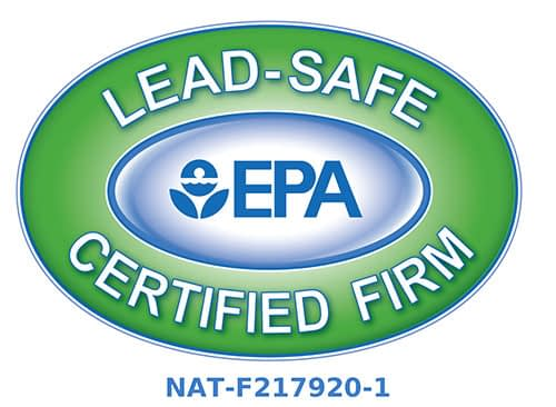 Heroes Restoration Inc is an EPA Lead-Safe Certified Business in Richmond, Virginia